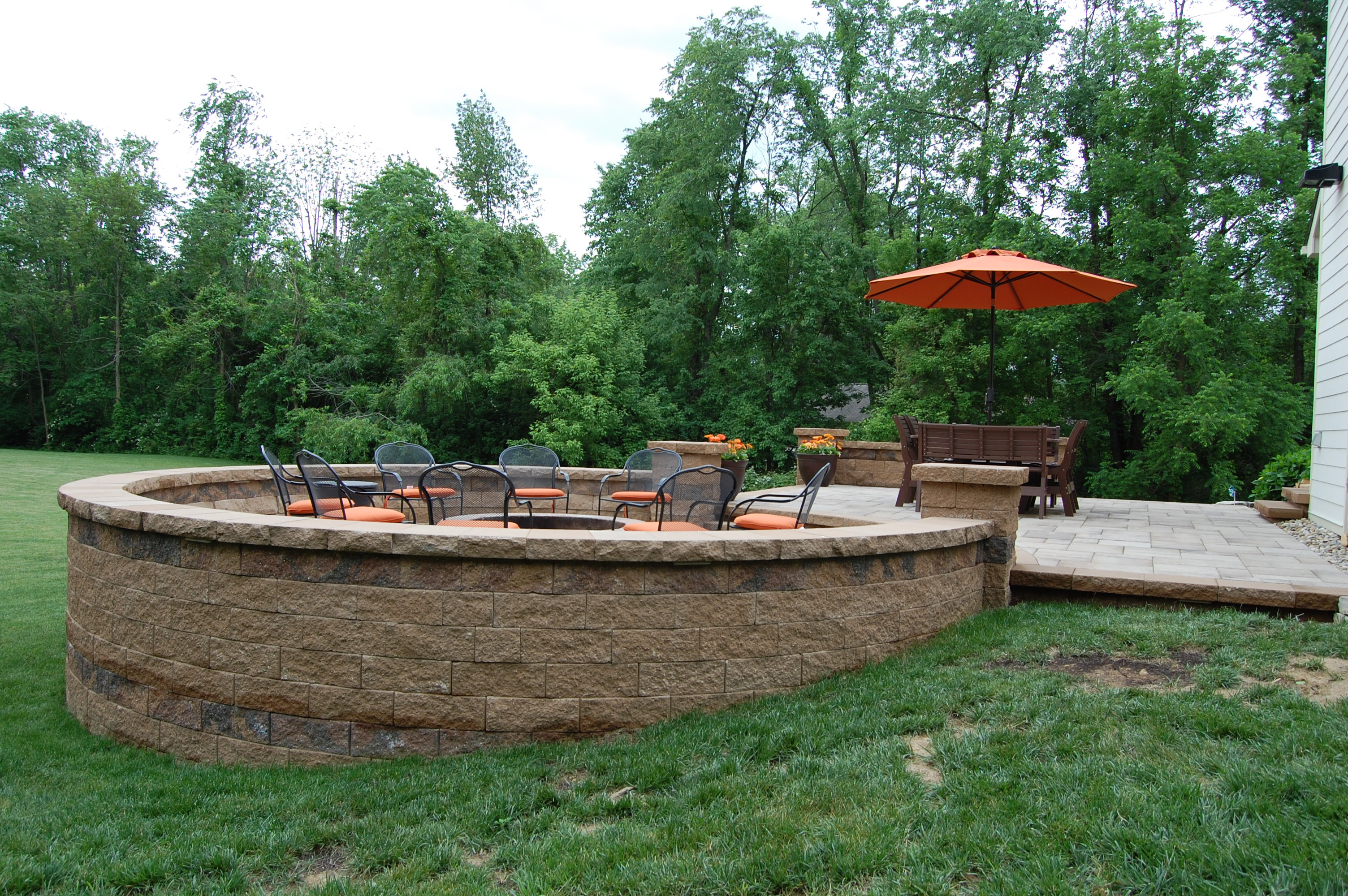Elevated Outdoor Living In New Albany