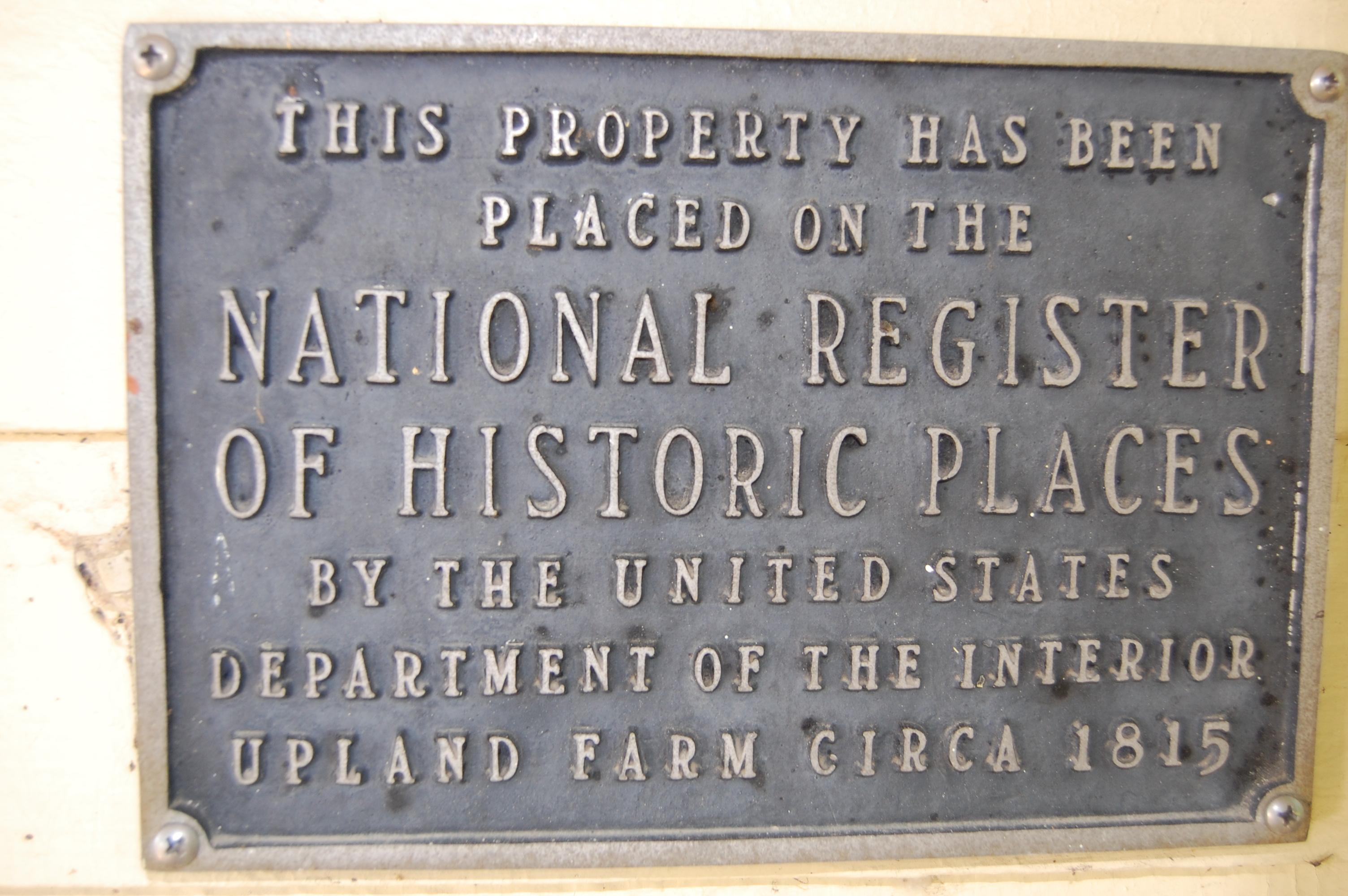 Historic Farm At Preston Rd In Newark