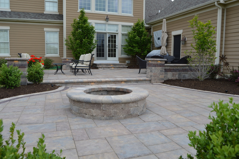 Outdoor Living Space At Wedgewood Park In Powell