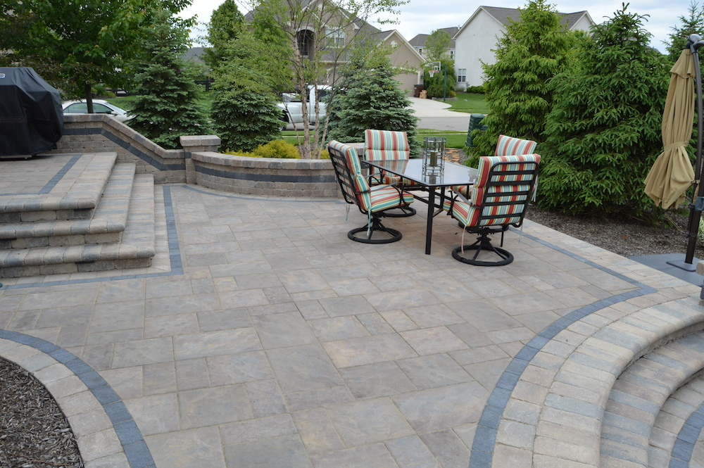 Outdoor Living Space At North Orange In Lewis Center