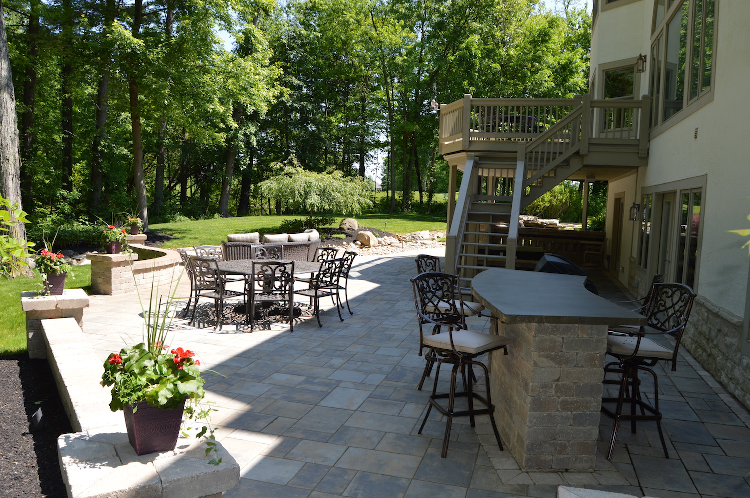 Outdoor Living At Jefferson Meadows In Blacklick